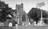 Bicknoller, St George's Church 1940
