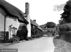 Bicknoller, The Village 1940