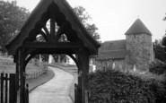 Bidborough, The Lychgate c.1965
