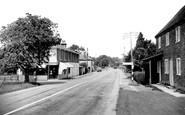 Biddenden, North Street c.1950