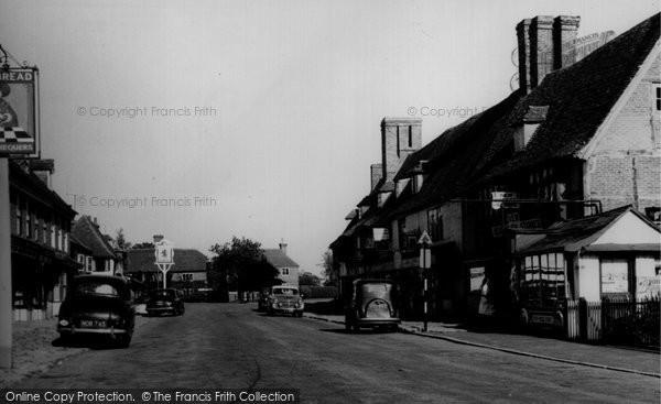 Biddenden, The Village c.1955