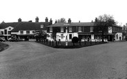 Biddenden, The Village Green And Sign c.1960