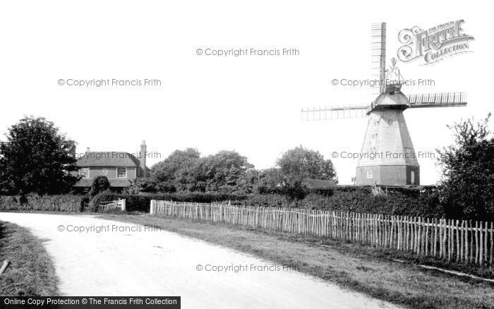 Biddenden,the Windmill c1955,Kent