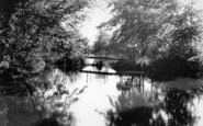Biddenden, Willow Pond Farm c.1960