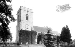 Biddenham, Church 1897