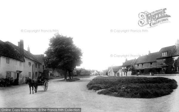 Biddestone, The Village 1904