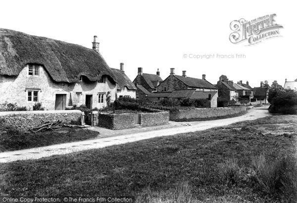Biddestone, The Village 1907