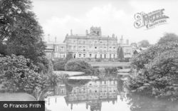 Biddulph, Biddulph Grange Orthopaedic Hospital c.1955