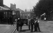 Biddulph, Boys In Bradley Green 1902