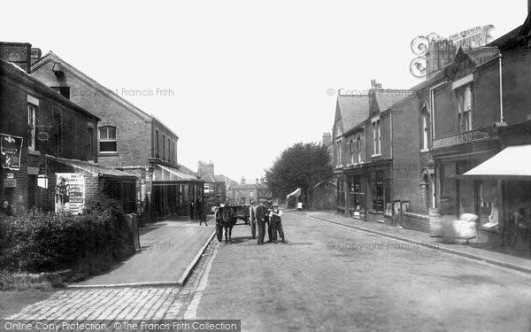 Biddulph, Bradley Green 1902
