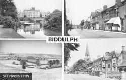 Biddulph, Composite c.1955