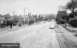 Biddulph, Congleton Road c.1965