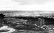 Biddulph, From The Castle c.1960