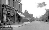 Biddulph, High Street c1955