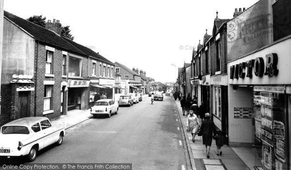 Biddulph, High Street c.1965