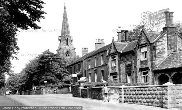 Biddulph, Knypersley Church c.1955