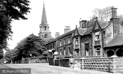 Biddulph, Knypersley Church c.1955