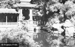 Biddulph, The Chinese Gardens c.1965