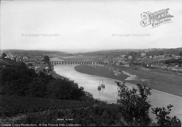 Bideford, 1893