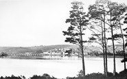 Bideford, From Barnstaple Road c.1885