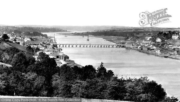 Bideford, From Upcott 1899