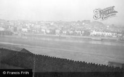 Bideford, General View c.1940