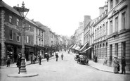 Bideford, High Street 1919