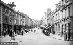 Bideford, High Street 1919