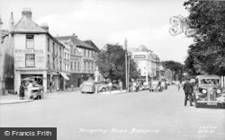 Bideford, Kingsley Road c.1955