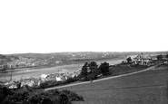 Bideford, Looking Towards Instow 1890