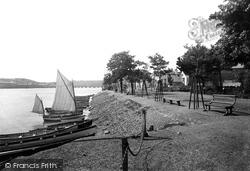 Bideford, Promenade 1893