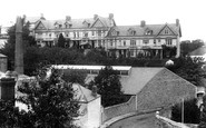 Bideford, South View Terrace 1907