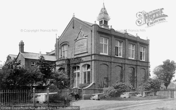 Bideford, Technical School 1906