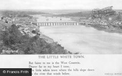 Bideford, The Little White Town 1899