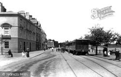 Bideford, The Quay 1906