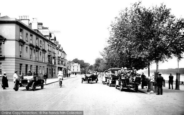 Bideford, The Quay 1919