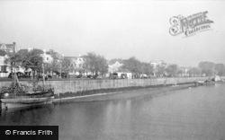 Bideford, The Quay c.1940