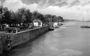 Bideford, The Quay c.1961
