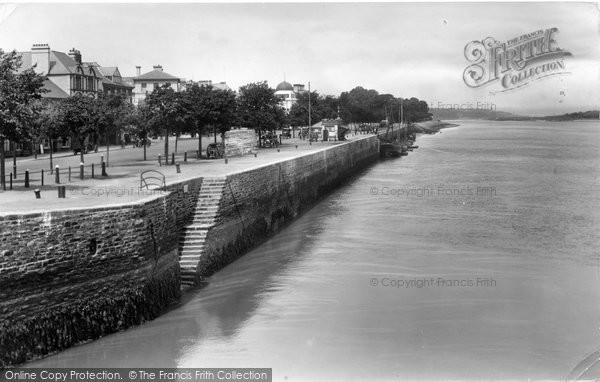 Bideford, The River Torridge 1929