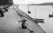 Bideford, The Riverbank 1919