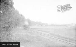 Bideford, The Westwood Ho Railway 1907