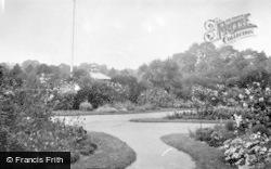 Bideford, Victoria Park 1933