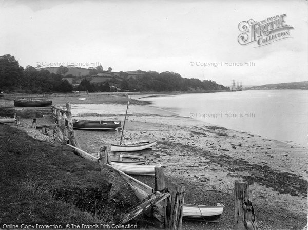 Bideford, Waterside, River Torridge 1923