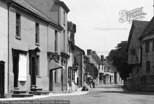 Bidford On Avon, 1899