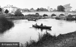 Bidford-on-Avon, Bridge 1910