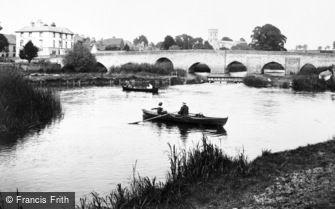 Bidford-on-Avon, Bridge 1910