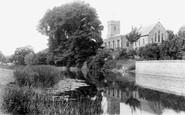 Bidford-on-Avon, St Laurence's Church 1899