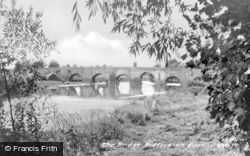 Bidford-on-Avon, The Bridge c.1960