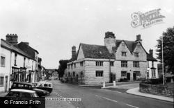 Bidford-on-Avon, The Falcon Inn c.1960