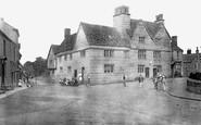 Bidford-on-Avon, The Old Falcon Inn 1901